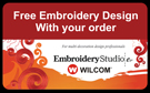 Workwear Embroidery using the latest Wilcom software
