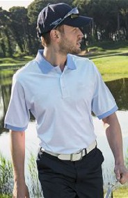 Golf clothing for sportsmen
